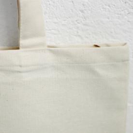 Le tote bag Français EXPRESS détails de la anse