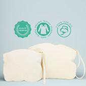 Trouse en coton biologique l Atelier parisien de sac en coton personnalisé l Bagart.fr