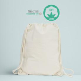 Le sac à dos - 200 GR/M² personnalisé en France dans notre atelier à Paris