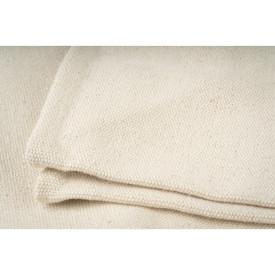 Soufflet sur ce cabas Ourcq coton épais imprimé en France dans l'atelier parisien de sac en coton personnalisé l Bagart.fr