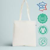 Tote bag biologique fabrication française l Atelier parisien de sac en coton personnalisé l Bagart.fr