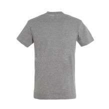 T-shirt - Made in France - gris - dos