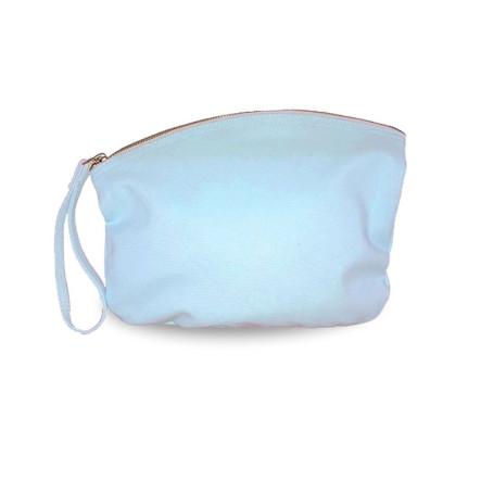 Grande trousse BIO 407 GR/M² - bleue pastel