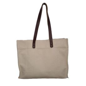 Cabas ourcq coton premium l Atelier parisien de sac en coton personnalisé l Bagart.fr