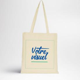 Tote bag personnalisé 150 GR/M² EXPRESS avec votre visuel