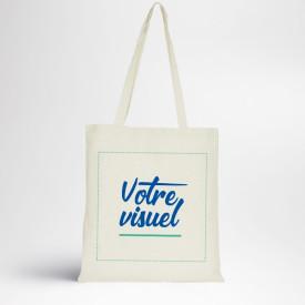 tote bag bio nature bio personnalisable avec votre logo