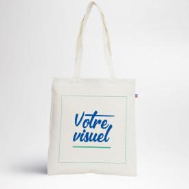 Tote bag biologique fabrication française l Atelier parisien de sac en coton personnalisé avec votre logo l Bagart.fr