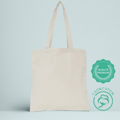 Tote bag premium 310 gramme personnalisable